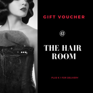 the hair room gift voucher